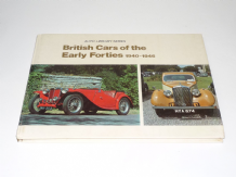 British Cars of the Early Forties 1940-1946 (Vanderveen 1986)